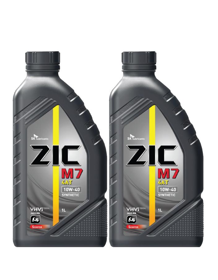 ZIC M7 4AT