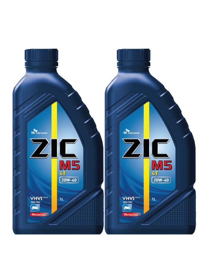 ZIC M5 4T
