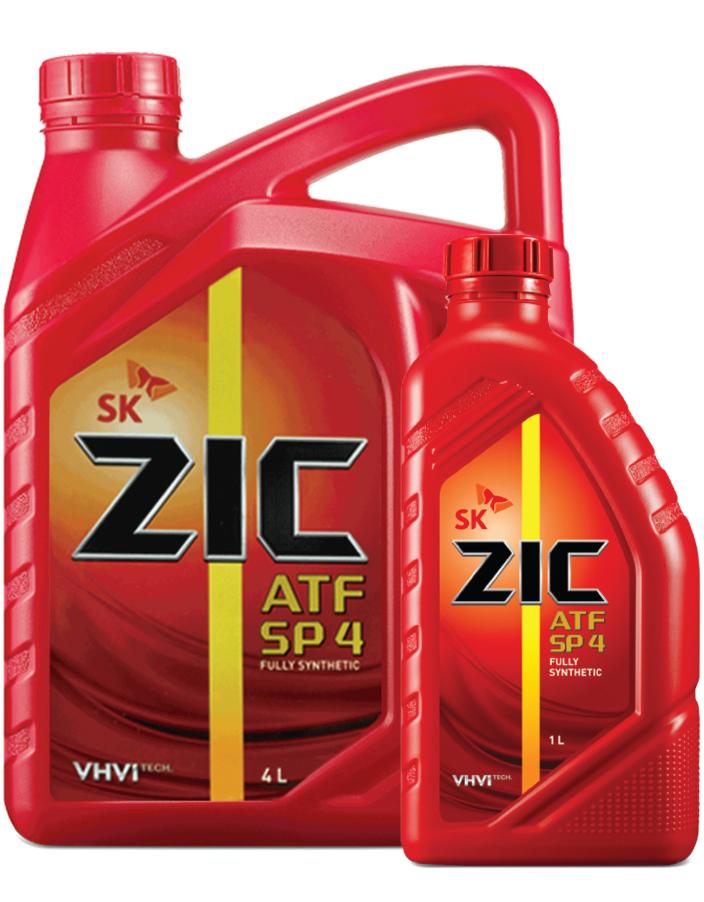 ZIC ATF SP4