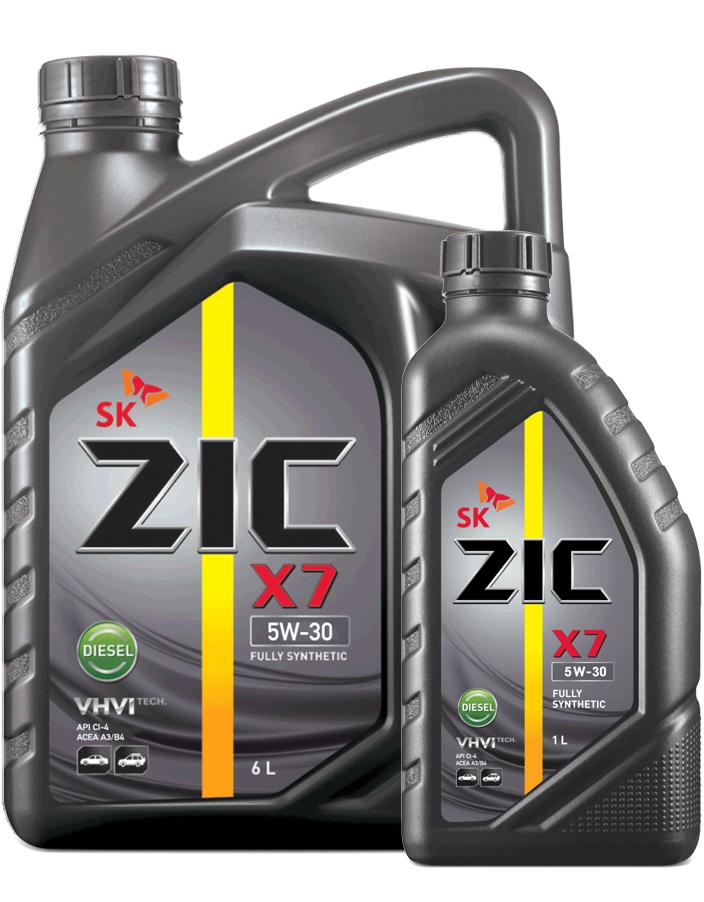 ZIC X7 DIESEL