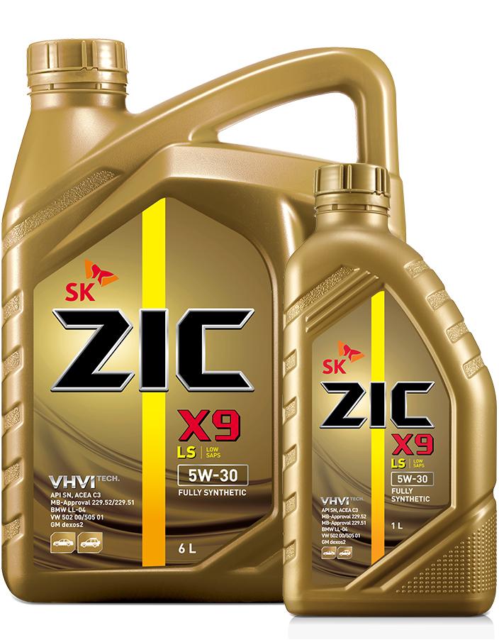 ZIC X9 LS